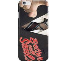 Legal trouble? Better call saul!! iPhone Case/Skin