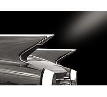 Rear (black&white) Photographic Print