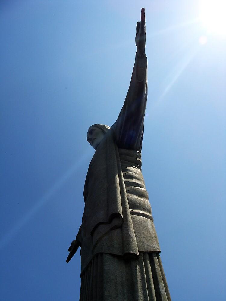 Cristo Redentor - Rio de Janeiro by Rob Foster