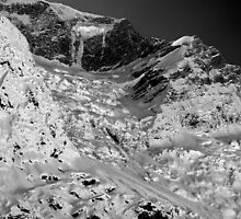 Rob Roy Glacier by Charles Kosina