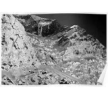 Rob Roy Glacier Poster