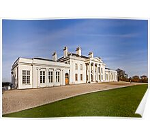 Hylands House Poster