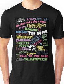 90s Slang Unisex T-Shirt
