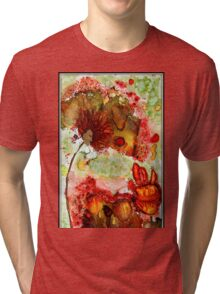 Blooming Impressions.. Tri-blend T-Shirt