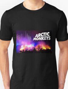 Arctic Monkeys (Alex Turner) in Concert T-Shirt