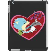 Justin Beaver (Sonic Boom) iPad Case/Skin