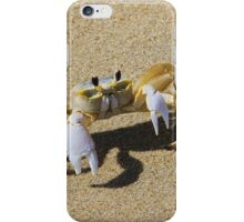 Sand Crab iPhone Case/Skin
