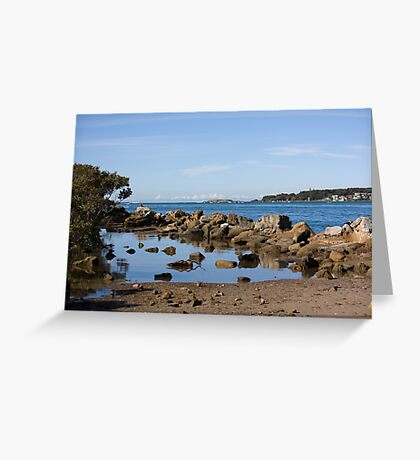 Bymes Reserve Greeting Card