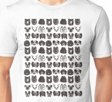 dogs dogs dogs!! Unisex T-Shirt