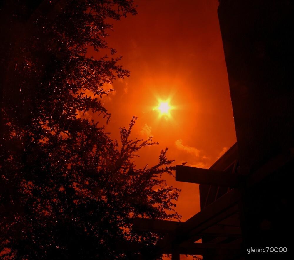 Dark Red Morning - Florida by glennc70000