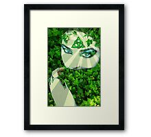 Nature Druid Framed Print