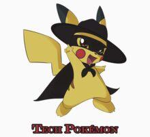 Tech Pokemon- Raiderchu Kids Clothes