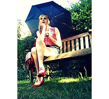 Ellie Photographic Print