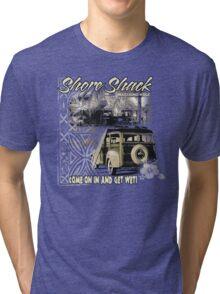 SHORE SHACK Tri-blend T-Shirt