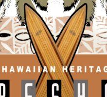 OLD HAWAII SURF COMPANY Sticker