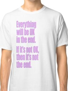 EVERYTHING PINK Classic T-Shirt