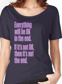 EVERYTHING PINK Women's Relaxed Fit T-Shirt