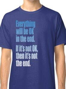 EVERYTHING  BLUE Classic T-Shirt