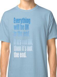 EVERYTHING  BLUE Classic T-Shirt