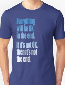 EVERYTHING  BLUE T-Shirt