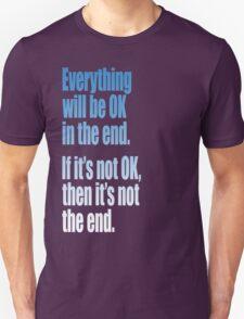 EVERYTHING  BLUE T-Shirt