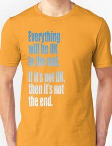 EVERYTHING  BLUE Unisex T-Shirt