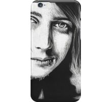 Ben Bruce Scratchboard iPhone Case/Skin