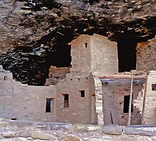 Spruce Tree House, Mesa Verde by Graeme  Hyde