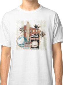 BOARD ROOM MOTEL Classic T-Shirt