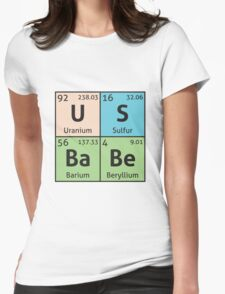 Periodic Table - US Babe T-Shirt