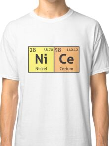 Periodic Table - Nice Classic T-Shirt