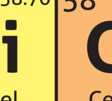 Periodic Table - Nice Sticker