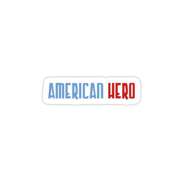 American Hero by LTDesignStudio