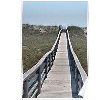 Bridge over the Dune - Salvo NC Poster
