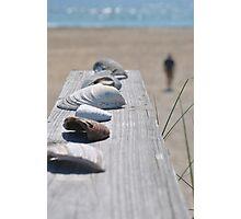 She sells sea shells Photographic Print