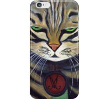 His Lordship Monty.. iPhone Case/Skin