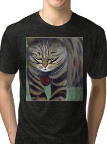 His Lordship Monty.. Tri-blend T-Shirt