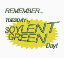 Soylent Green Day by Michael Hemmens