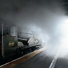 Steaming Out by TREVOR34