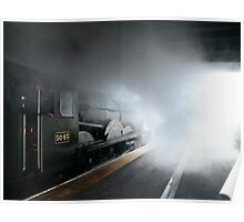 Steaming Out Poster