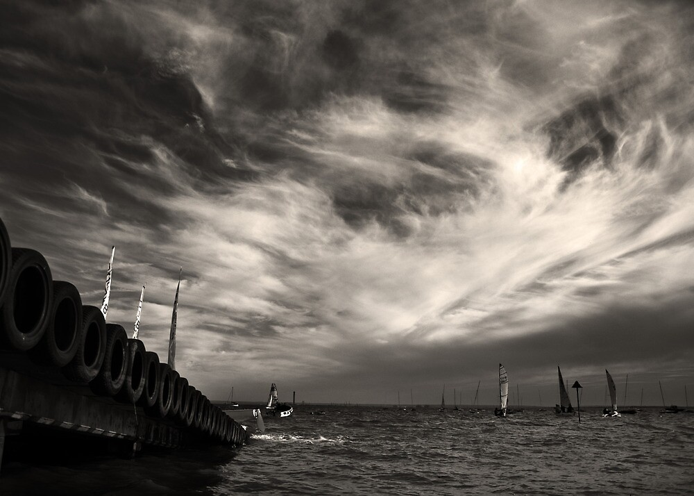 Shore Line. by Flipper24