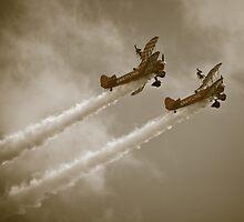 Breitling Wing Walkers. by Flipper24