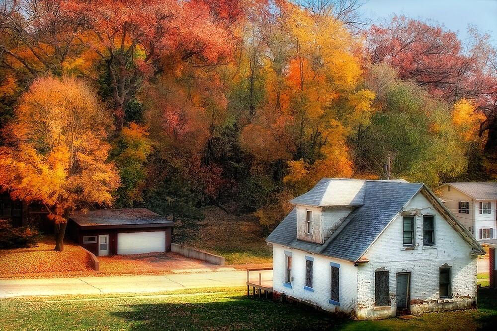 Fall on 4th Street by Nadya Johnson
