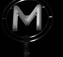 paris metro 1 by RJPhoto