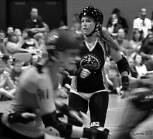 Roller Girl by John Carey