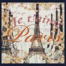 Je T'aime Paris by oddoutlet
