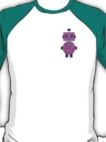 Violet the Robot  T-Shirt