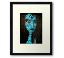 Sea Witch Framed Print