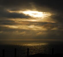 Sun Break Marin Headlands by cjeung-rb