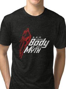 WOMEN PERFECT BODY Tri-blend T-Shirt